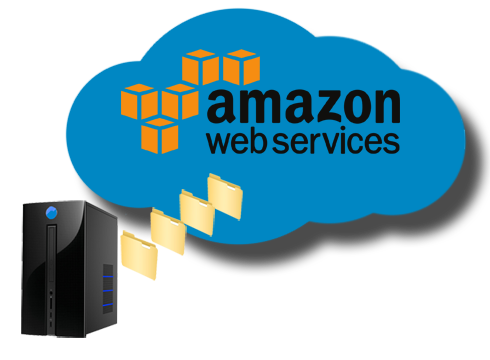 Copias de seguridad remotas de Amazon Web Service