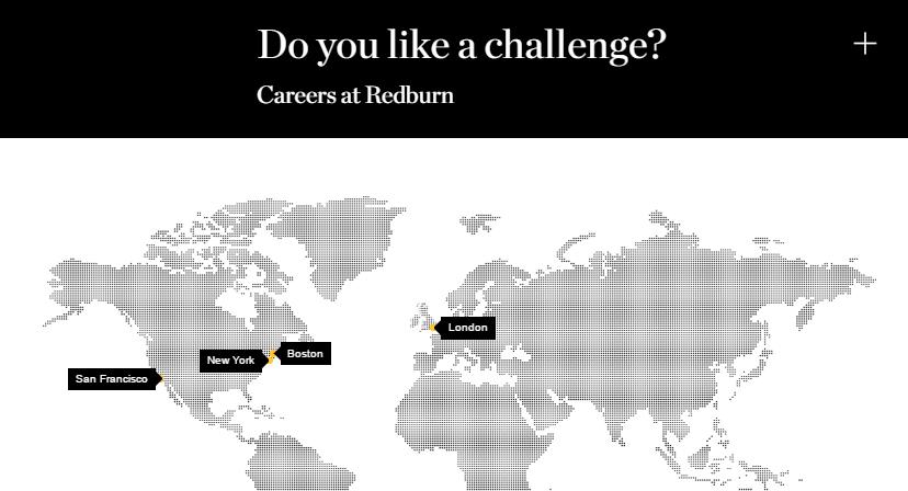 Redburn en el mundo