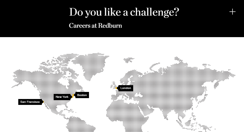 Redburn in the world