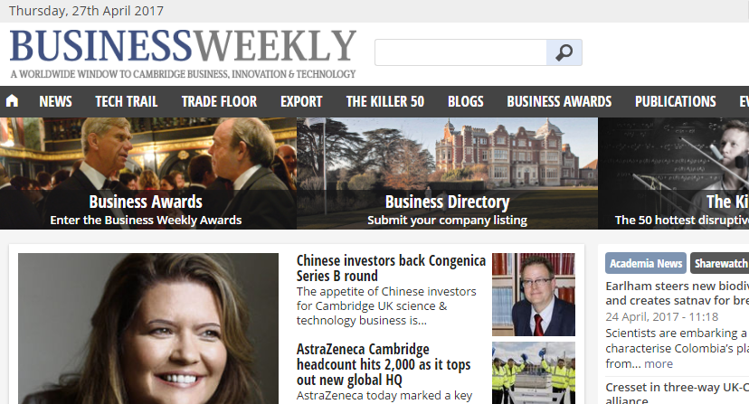 Business Weekly